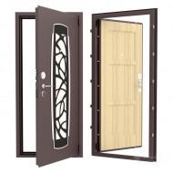 Стальная дверь ДС 3У КРЕПОСТЬ