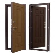 Стальная дверь ДС 6  АРКТИКА