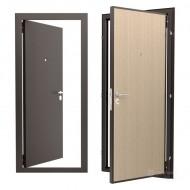 Стальная дверь Фактор K ВНУТРЕННЕЕ ОТКРЫВАНИЕ