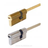 Цилиндровый механизм «Mauer» ключ-хвостовик