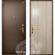 Стальная дверь Гардиан ДС1 Эталон 01