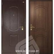 Стальная дверь Гардиан ДС2 Эталон 04