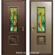 Стальная дверь Гардиан ДС2 Гудвин