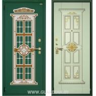 Стальная дверь Гардиан ДС3 Империя 01