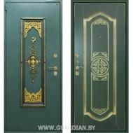 Стальная дверь Гардиан ДС2 Медина