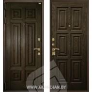 Стальная дверь Гардиан ДС4 Сенатор