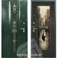 Стальная дверь Гардиан ДС2 Симфония 01