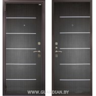 Стальная дверь Гардиан ДС2 Техно